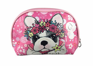 Cosmetic Bag - French Bulldog