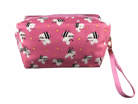 Cosmetic Bag - Bee