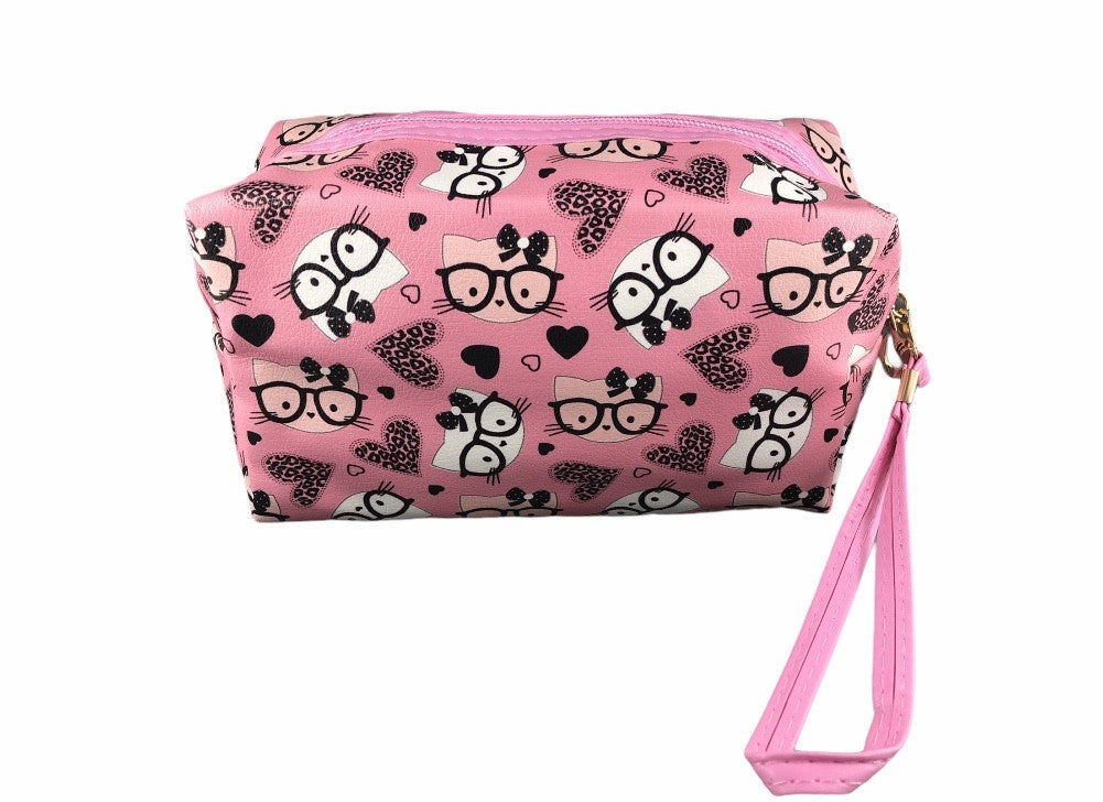 Cosmetic Bag - Cat