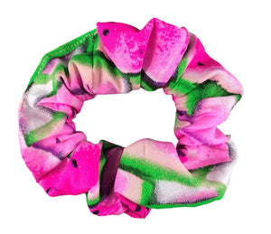 Hair Scrunchie - Watermelon