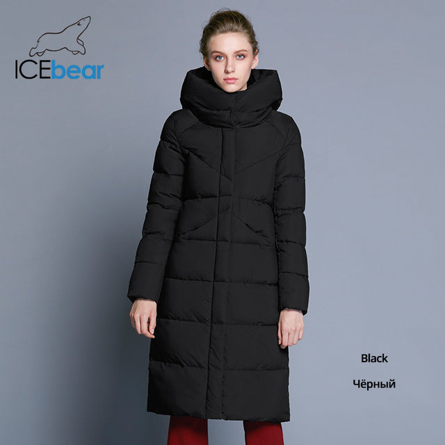 CUFF Windproof Parka Jacket