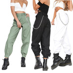 CHAIN POCKET Cargo Pants