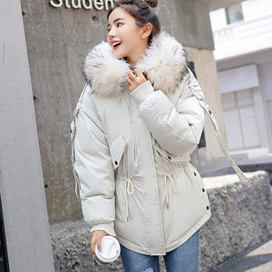 SNOW Oversized Thick Jacket