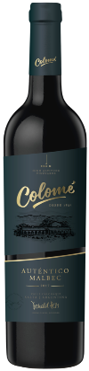 Colome 'Autentico' Malbec 2018