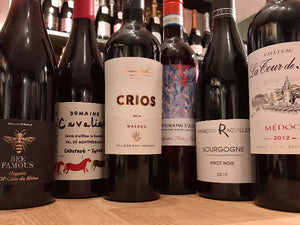 Six Bottle Christmas Reds Selection