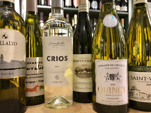 Six Bottle Christmas Whites Selection