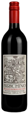 Saint Georges Old Vines Zinfandel, Birichino 2017