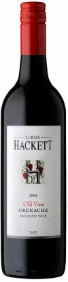 Simon Hackett Old Vine Grenache 2015