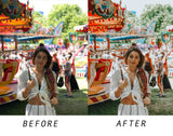 WONDERLAND Mobile Lightroom Preset