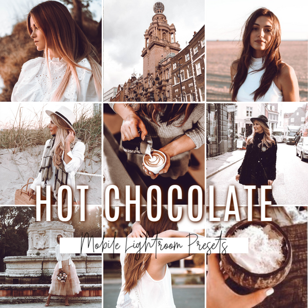 HOT CHOCOLATE MOBILE PRESETS