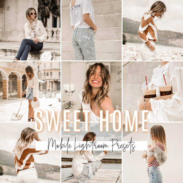 SWEET HOME MOBILE PRESETS