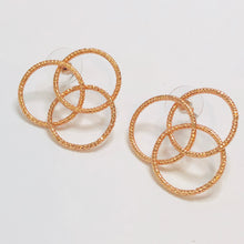 Load image into Gallery viewer, Cindy Circle Earrings