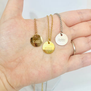 Zoey Zodiac Necklace