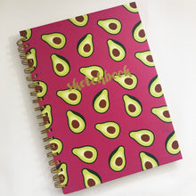 Load image into Gallery viewer, Ava Avocado Sketchbook
