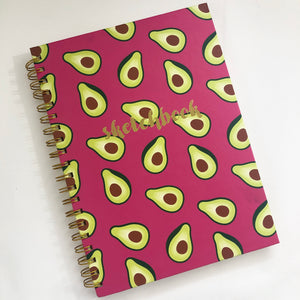 Ava Avocado Sketchbook