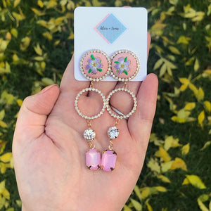 Margo Glam Earrings