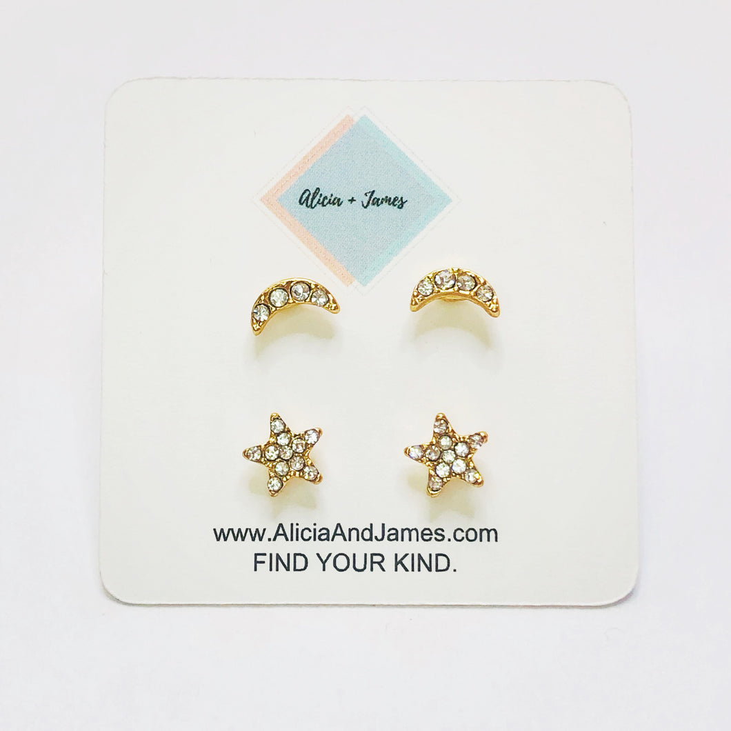 Mandy Earrings Set