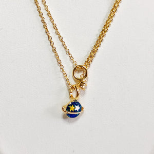 Paulette Planet Necklace