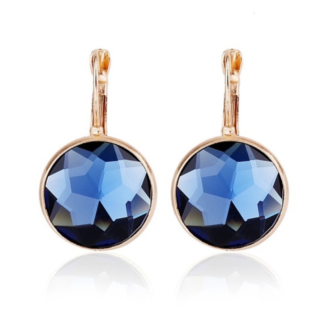 Power Crystal Earrings