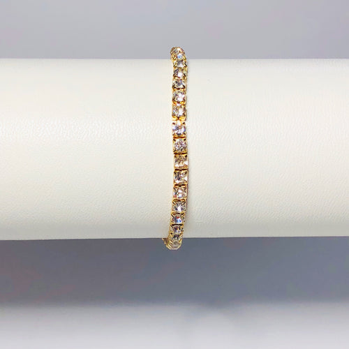 Studded Diamond Bracelet