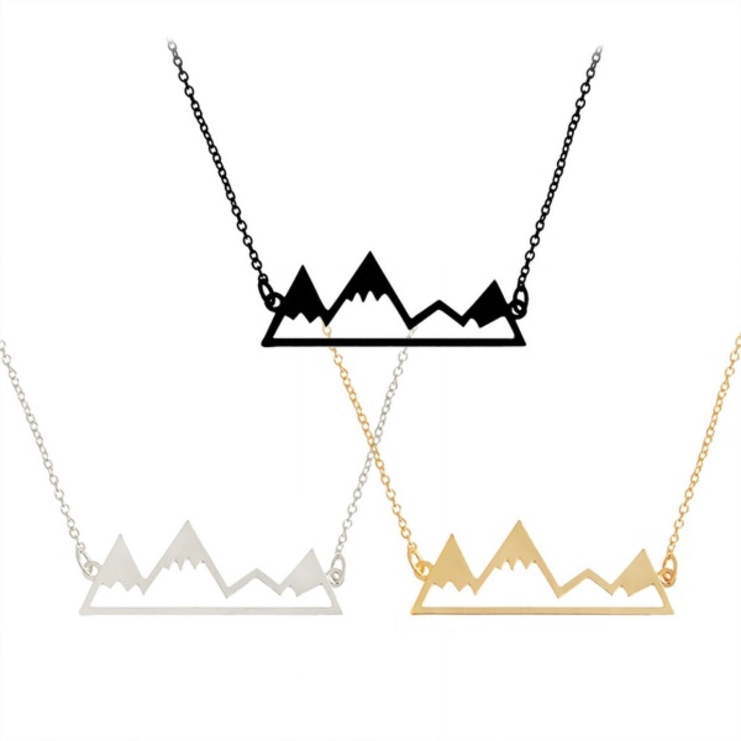Maddie Mountain Necklace