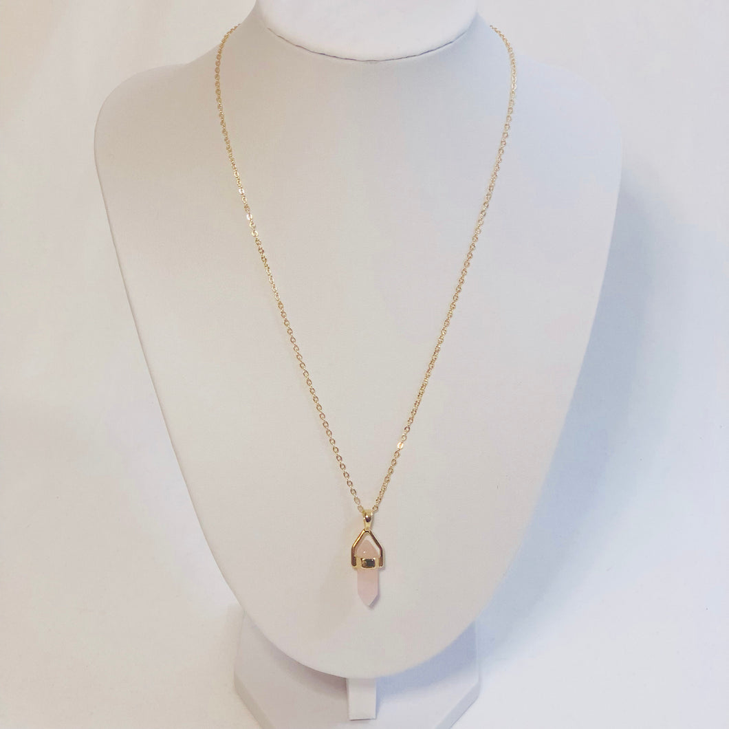 Cait Crystal Necklace