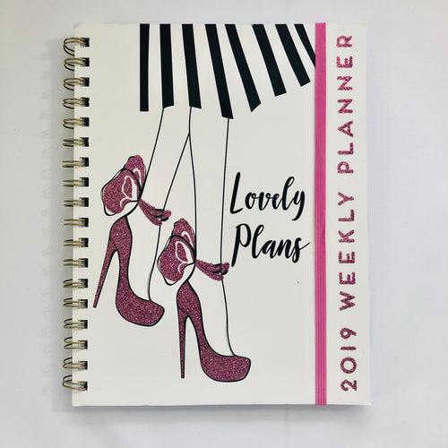 "Layla ""Lovely Plans"" Planner"