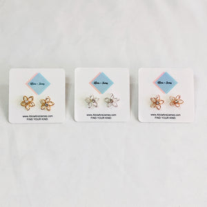 Mini Flower Power Earrings