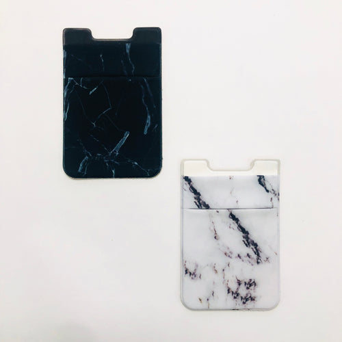 Marcy Marble Phone Wallet