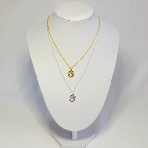 Brianna Bunny Necklace