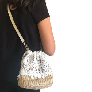 Kara Crochet Purse