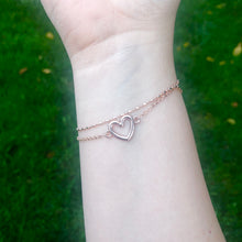 Load image into Gallery viewer, Harlow Heart Bracelet