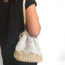 Load image into Gallery viewer, Kara Crochet Purse