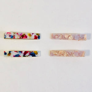 Dottie Designer Hair Clips