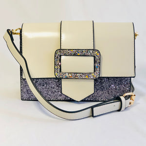 Sharon Shimmer Purse