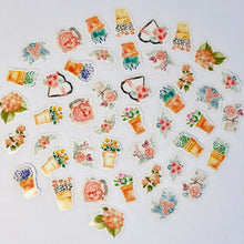 Load image into Gallery viewer, Garden Washi Stickers
