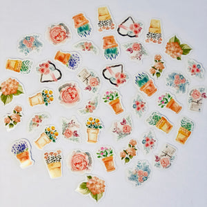 Garden Washi Stickers