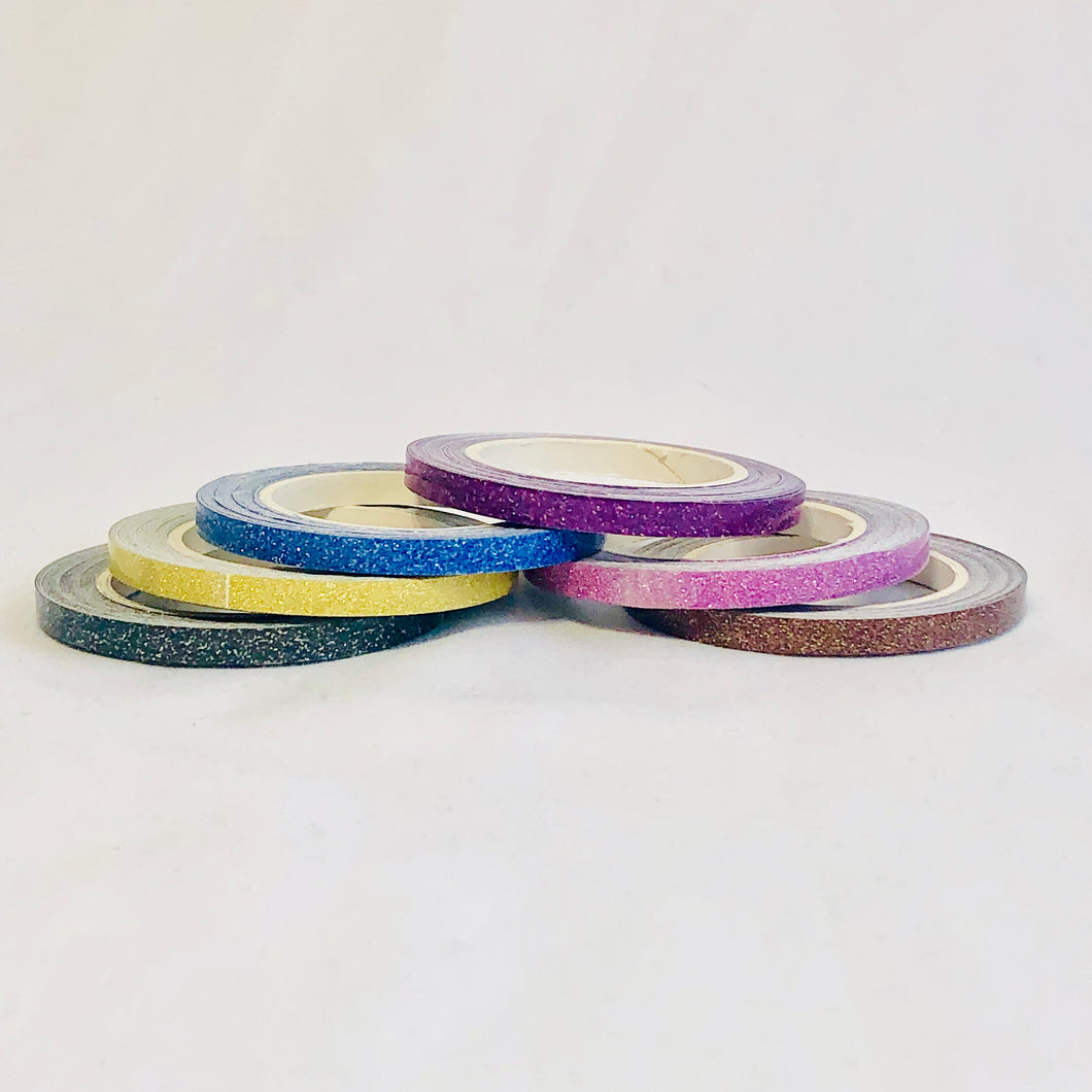 Gracie Glitter Washi Stack