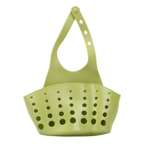 12x22 cm Storage Baskets Portable Home Kitchen Hanging Drain Bag Basket Bath Tools Sink Holder Sep22