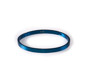 B.Tiff PURE Narrow Matte Bangle Bracelet