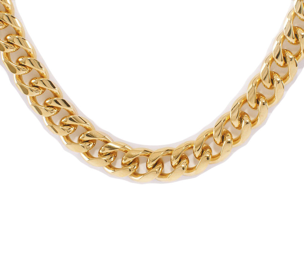 "B.Tiff Cuban Link 32"" Necklace"