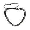 B.Tiff Cuban Link Adjustable Choker