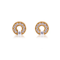 B.Tiff Barrel Earrings