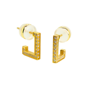 B.Tiff L-Bar Earrings