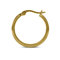B.Tiff Pave 28-Stone Classic Small Hoop Earrings