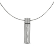 B.Tiff Personalized Oil Diffuser Pendant Necklace