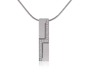 B.Tiff Cross Body Pendant