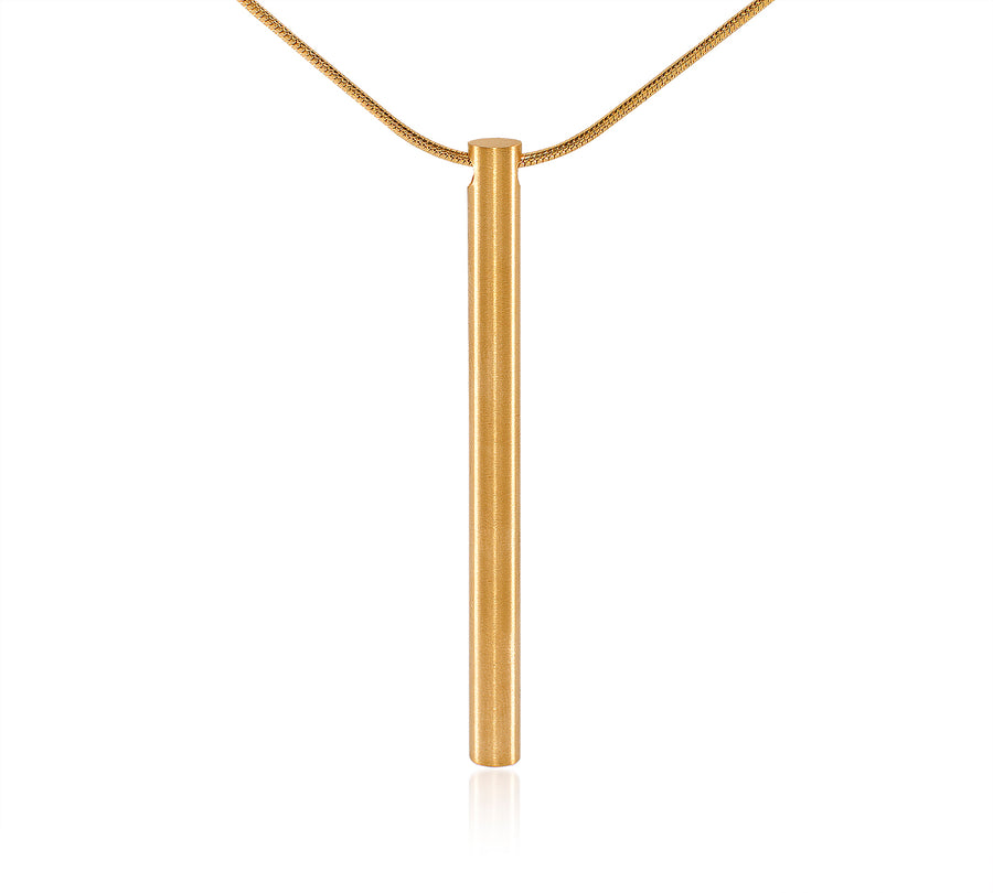 B.Tiff Plain Bar Pendant