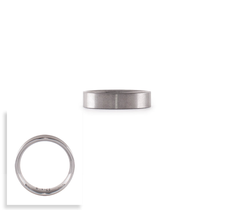B.Tiff Pure 6 Stacking Ring