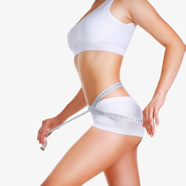 Fat reduction with Ultrasonic Cavitation
